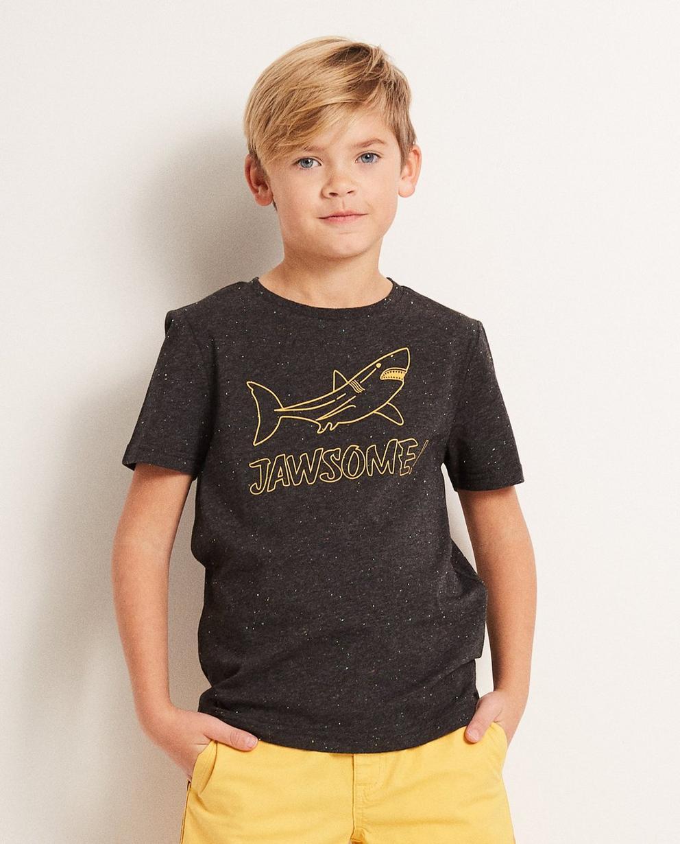 T-Shirts - Ockergelb -